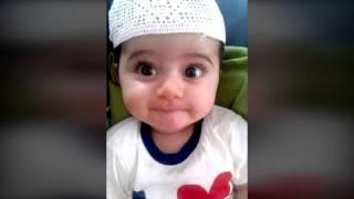 Baby Learn Dua - Funny