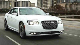 2018 Chrysler 300c and 300s