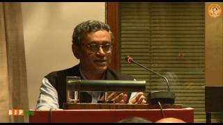 Discussion on 'Must Bengal Waste?' by Dr. Swapan Dasgupta at IIC on 16 03 2017