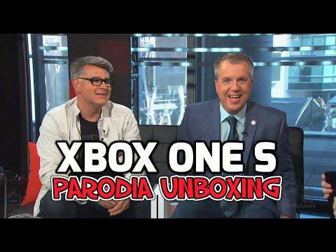 Xbox One S Unboxing Parodia ITA