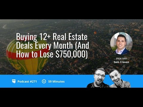 Xxx Mp4 Buying 12 Real Estate Deals Every Month And How To Lose 750 000 With Sam Craven BP 271 3gp Sex
