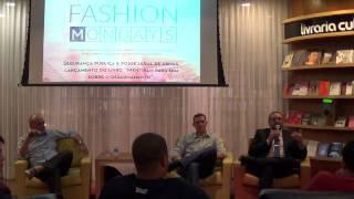 Prof. Bene Barbosa (MVB) e Flavio Quintela - Palestra - Fashion Mondays - 13/04/2015