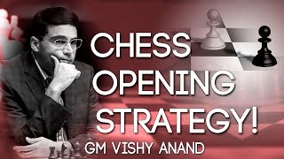 Good CHESS OPENING STRATEGY! - GM Vishy Anand  (chess24)