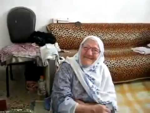 Old Lady  Fucking Arabs