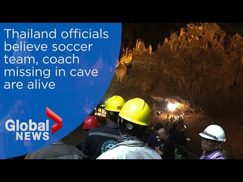 Xxx Mp4 Search Continues For Boys Soccer Team Missing In Flooded Cave In Thailand 3gp Sex