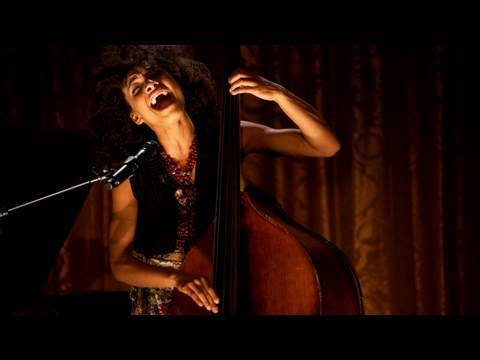 Esperanza Spalding Performs at the White House Poetry Jam:  (5 of 8)