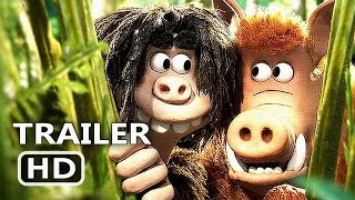 EARLY MAN Trailer Tease (2018) Eddie Redmayne, Maisie Williams Stop-Motion Animated Comedy Movie HD