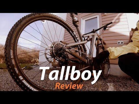 Santa Cruz Tallboy 2017 Review