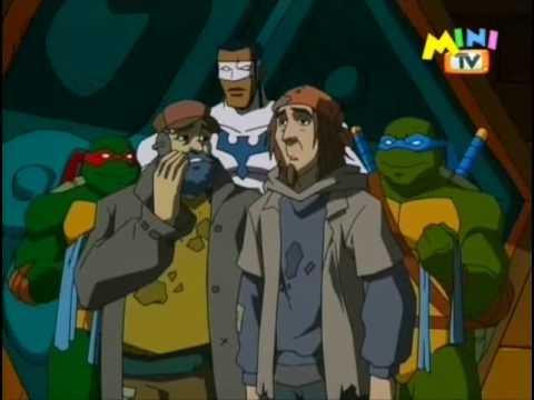 Xxx Mp4 Ninja Kornjače 2003 2009 S03E13 Božićni Tuđinac 3gp Sex