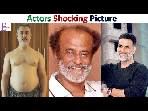 Shocking Picture of Bollywood Actors Without Make-up 😆