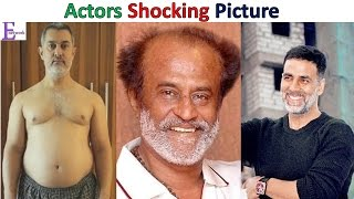Shocking Picture of Bollywood Actors Without Make-up .😆