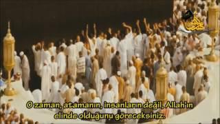Lebbeyk Allahumme Lebbeyk! (Mülk Allah'ındır)