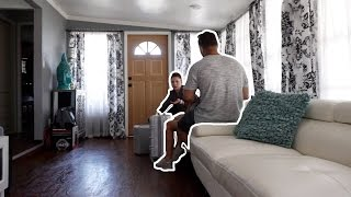TELLING MY MOTHER-IN-LAW WE'RE PREGNANT! *PRANK*