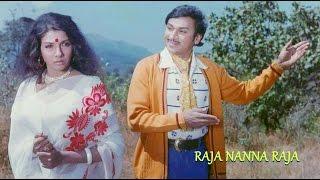 Raja Nanna Raja 1976   Feat.Dr. Rajkumar, Aarathi   Full Kannada Movie