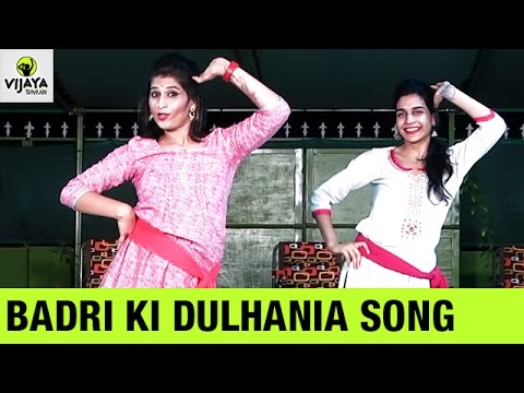 Xxx Mp4 Badrinath Ki Dulhania Zumba Dance On Badri Ki Dulhania Song Vijaya Tupurani Zumba Workout 3gp Sex