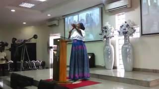 Bukola Bekes Live RCCG Jesus Sanctuary Masha Surulere 22nd April,2017
