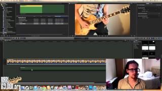 Editing & Syncing Video Files + Music - Using Final Cut Pro X & Logic Pro 9