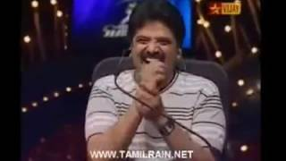 Siva karthikeyan making fun of Malavika in super singer