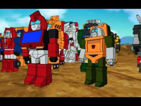 Transformers Peace Treaty 2 Part One