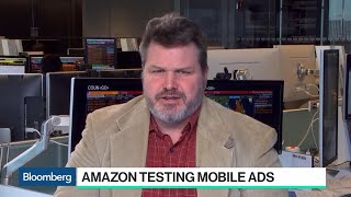 Amazon Said to Launch Video Ads on Smartphone Apps