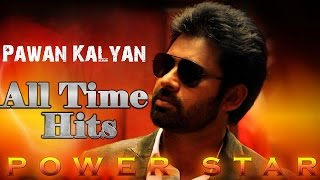 Power Star Pawan Kalyan All Time Hits || Video Songs Jukebox || Special Compilation