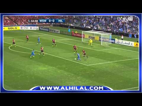 ملخص مباراة الهلال 0 1 ويسترن سيدني ذهاب نهائي دوري أبطال اسيا