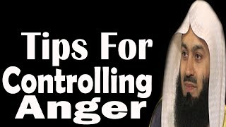 How To Control Anger From A Religious Perspective | Mufti Menk