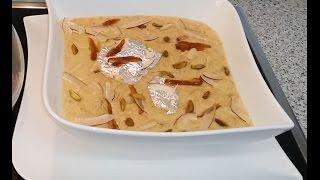 Sheer Khurma شیر خورمہ / Cook With Saima