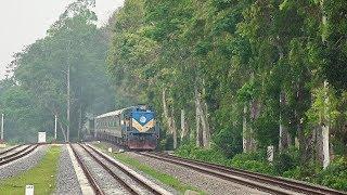 Fastest Train of Bangladesh Railway- Silk City Express (Rajshahi to Dhaka)