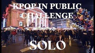 [KPOP IN PUBLIC CHALLENGE BRUSSELS - DANCE COVER CONTEST] JENNIE - 'SOLO' Dance cover by Move Nation