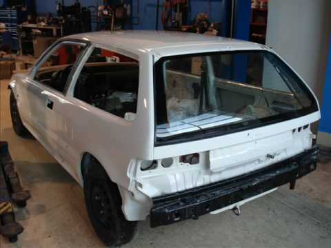 Honda Civic Rebirth