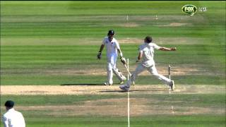 Second Ashes Test, Day One Highlights