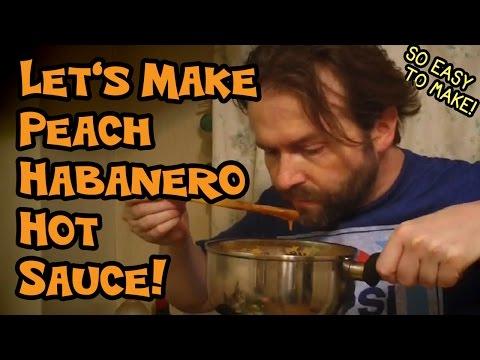 Xxx Mp4 Homemade Peach Habanero Hot Sauce 3gp Sex