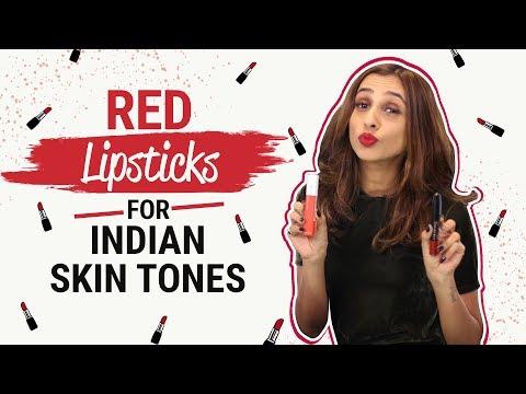 Xxx Mp4 Red Lipsticks For Indian Skin Tones Pinkvilla Beauty Fashion 3gp Sex