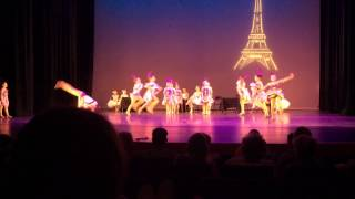 2015 RDS Recital - Can Can