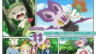 ☆PREDICTABLE FILLER BEFORE AMOUR DANCE GREATNESS!/ Pokemon XY & Z Episode 11 Review☆