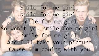 The Vamps - Smile (with Lyrics)