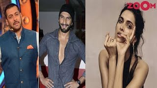 Ranveer & Salman To Come Together For Dhoom 4? | Deepika Padukone Reveals A Dark Secret & More