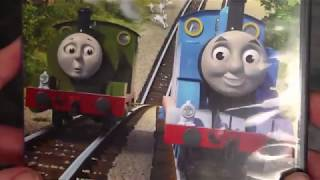 Thomas and Friends Home Media Reviews Episode 105 - Tales on the Rails