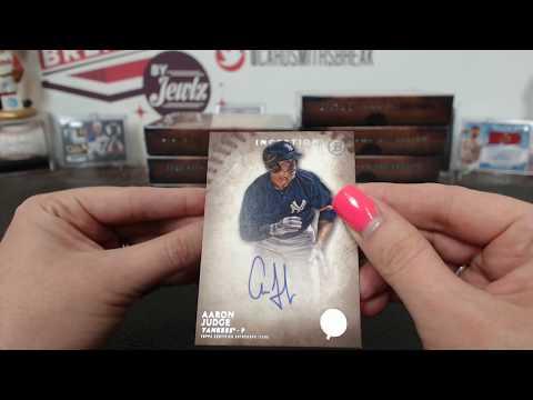 2015 Bowman Inception Baseball 8 Box Case Break #41