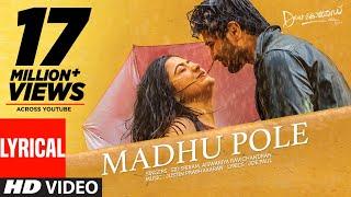 Madhu Pole Lyrical Song | Dear Comrade Malayalam | Vijay Deverakonda, Rashmika Bharat