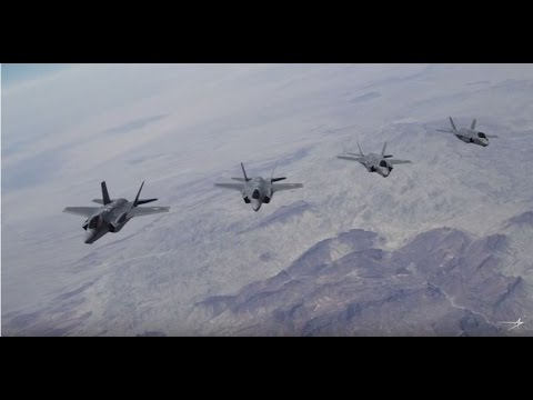 watch F-35A: The Road to United States Air Force Initial Operational Capability