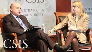 Global Leaders Forum: H.E. Jüri Luik, Minister of Defense of Estonia