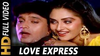 Love Express | Kishore Kumar, Asha Bhosle | Muddat 1986 Songs | Mithun Chakraborty, Jaya Prada