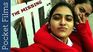 The Missing - A Hindi short story of two school girls