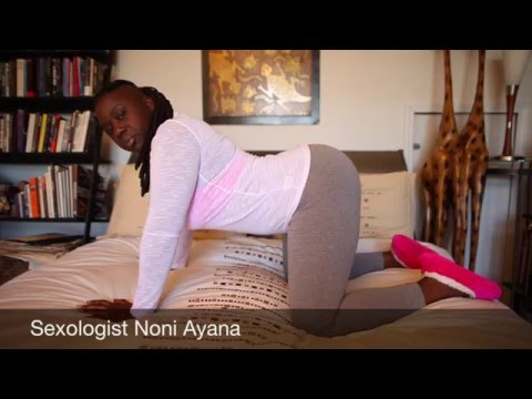 Sexologist Noni Ayana Doggy Style