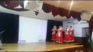 Kathak performance , Moscow