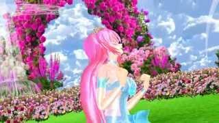 MMD Tda Luka Soleil Rose Garden