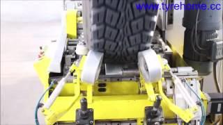 Tire Retreading Process