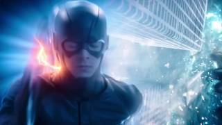 The Flash Season 2 episode 17 Time travel